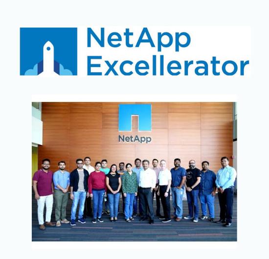 NetApp Accelerator, 2019