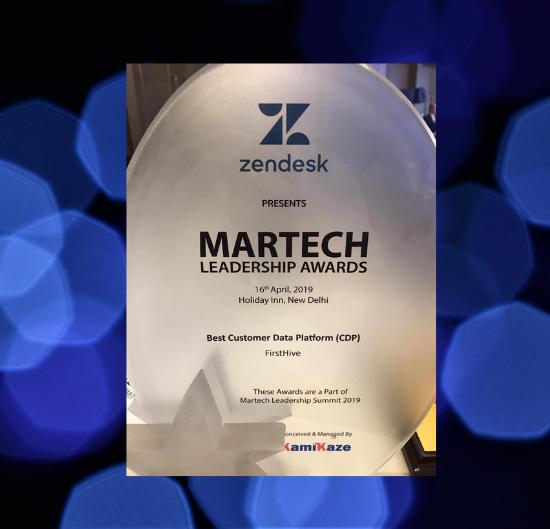 Martech Awards 2019